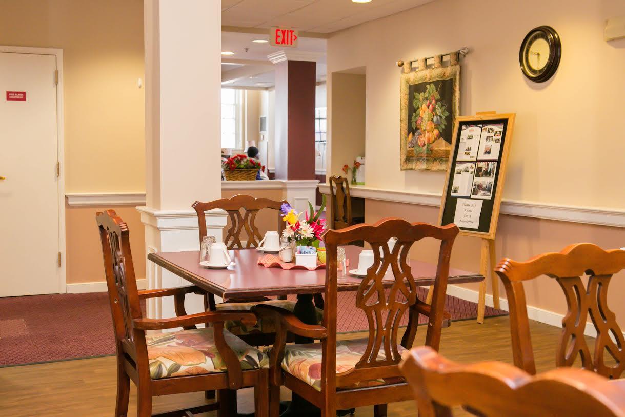 Landmark at Longwood - Boston, MA - Dining Room