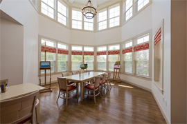 Laurelwood at The Pinehills - Plymouth, MA - Activity Room