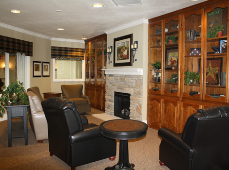 Legacy Ranch Alzheimer's Special Care Center - Midland, TX - Lounge