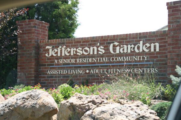 Legend at Jefferson's Garden - Edmond, OK - Sign