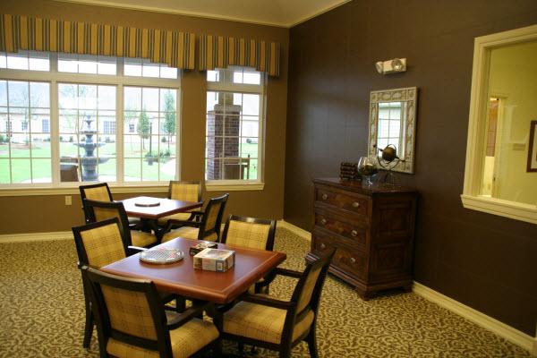 Legend at Rivendell - Oklahoma City - Dining Area