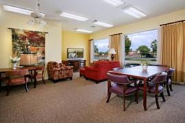 Legend Gardens - Palm Desert, CA - Lounge