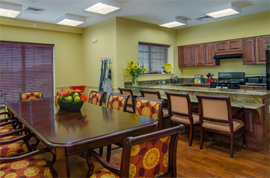 Legend Assisted Living and Memory Care - Fort Worth, TX - Country Kitchen