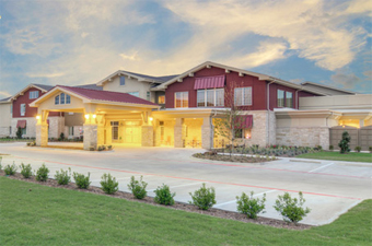 Legend Assisted Living and Memory Care - Fort Worth, TX - Exterior