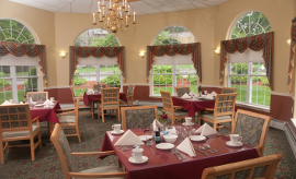 Leominster Crossings - Leominster, MA - Dining Room
