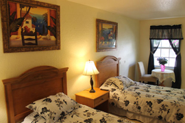 Lighthouse Inn North Assisted Living - Pompano Beach, FL - Bedroom