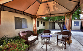 Linda Valley Assisted Living - Linda Loma, CA - Courtyard