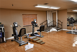 Linda Valley Assisted Living - Linda Loma, CA - Fitness Room