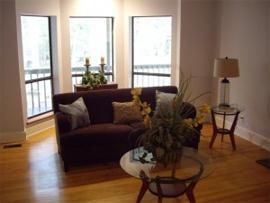 Livewell - Chapel Hill, NC - Living Room