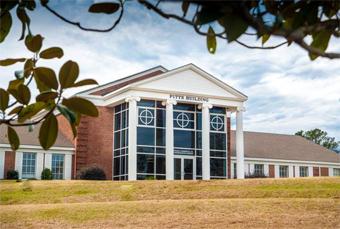 Magnolia Manor of Americus, GA - Exterior