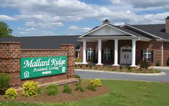 Mallard Ridge Assisted Living - Clemmons, NC - Exterior