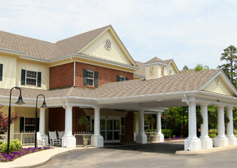 Manorhouse Assisted Living - Knoxville, TN - Exterior