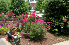 Manorhouse Assisted Living - Chattanooga, TN - Courtyard