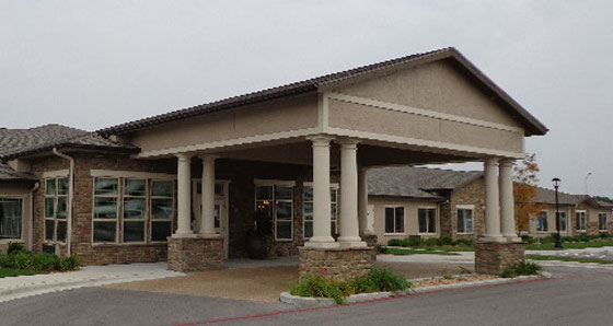 Maple Wood Alzheimer's Special Care Center - Exterior