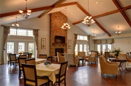 Maple Court - Powell, TN - Dining Room