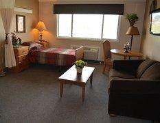 Markle Health and Rehabilitation - Markle, IN - Bedroom