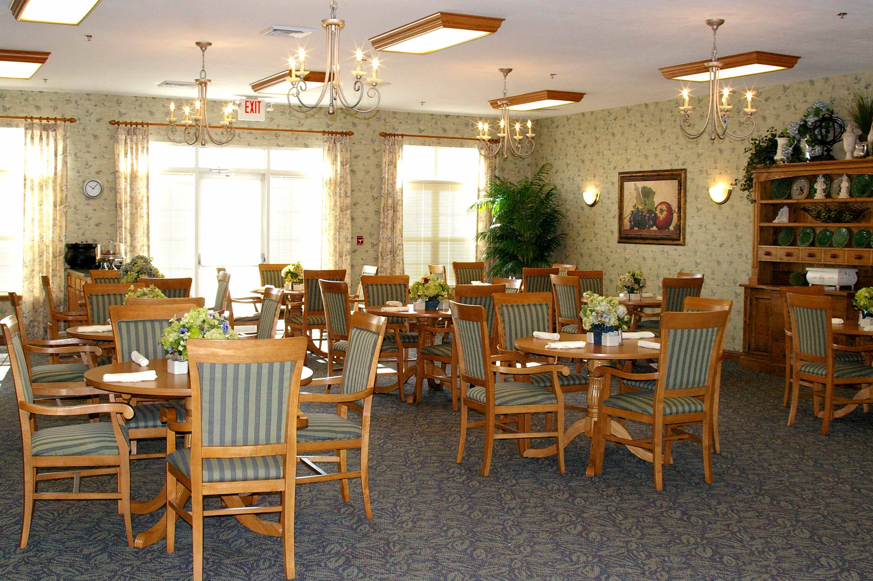 Meadow Lakes - Moorseville, IN - Dining Room