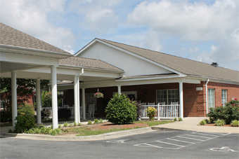 Meadowview Assisted Living - Smithfield, NC - Exterior