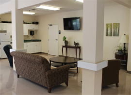 Meadowview Assisted Living - Smithfield, NC - Country Kitchen