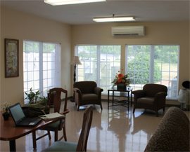Meadowview Assisted Living - Smithfield, NC - Lounge