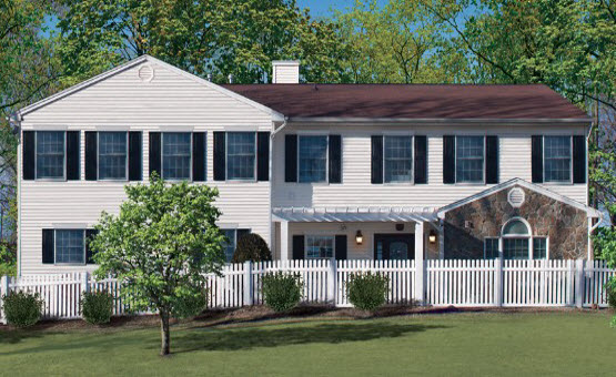 Memory Care Living at Hillsdale II, NJ - Exterior