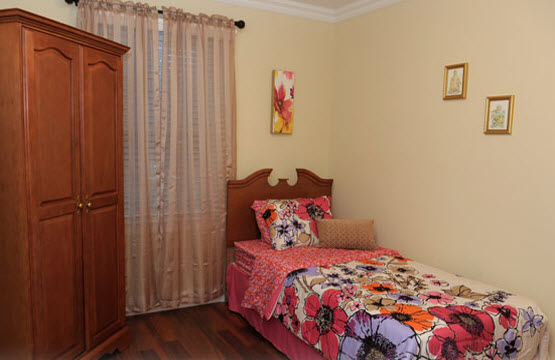 Memory Care Living at Hillsdale - Bedroom