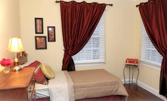 Memory Care Living at Paramus, NJ - Bedroom