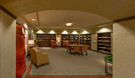 Merrill Gardens at Green Valley Ranch - Henderson, NV - Library