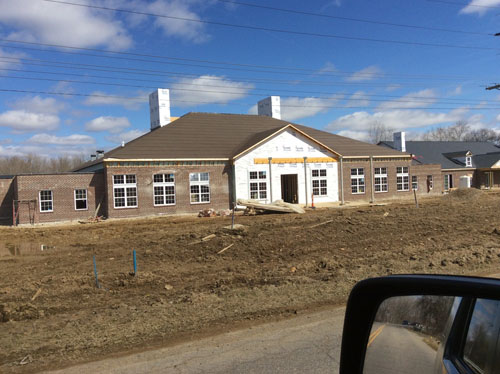 Middleton Senior Living - Granville, OH - Exterior