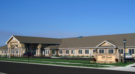 Mill Creek Alzheimer's Special Care Center - Springfield, IL - Exterior