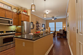 Mirador - Corpus Christi, TX - Apartment Kitchen