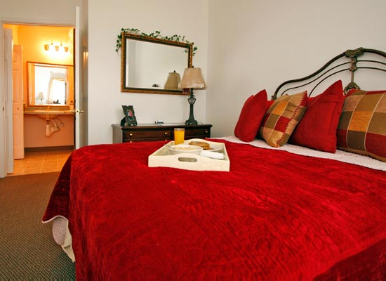 Morningside of Lexington, SC - Bedroom