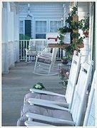 Morningside of Paris, TN - Porch