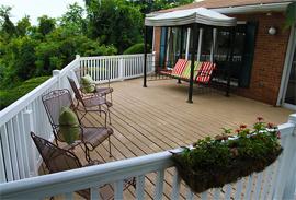 Mount Vernon of Elizabeth, PA - Porch