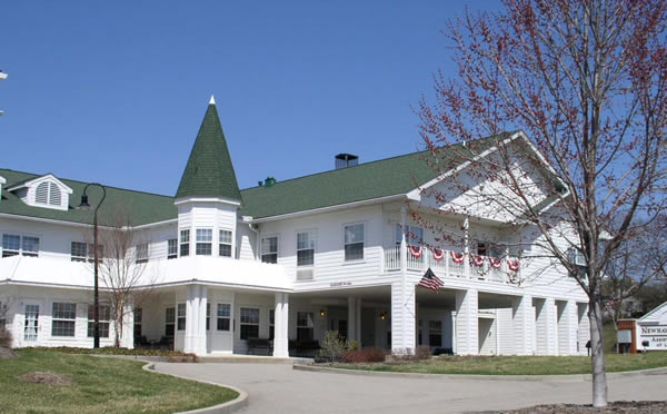 Newhaven Court at Lindwood, PA - Exterior