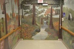 North Park Nursing Center - Evansville, IN - Mural
