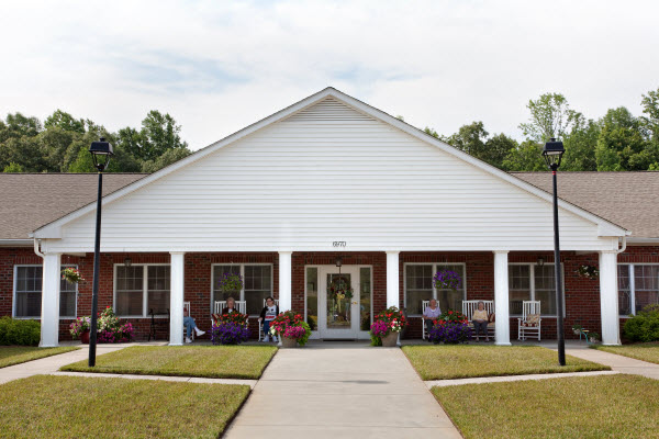 North Pointe Assisted Living of Mayodan, NC - Exterior