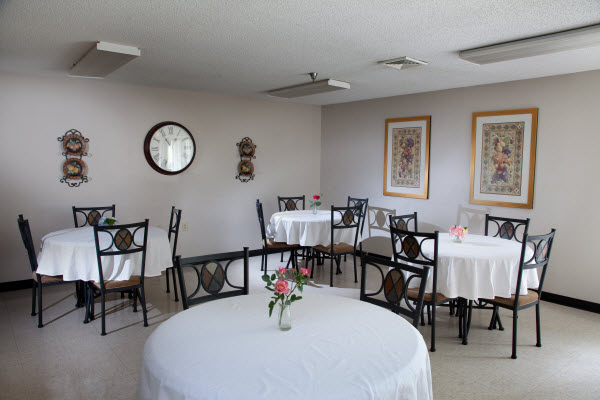 North Pointe of Archdale, NC - Dining Room