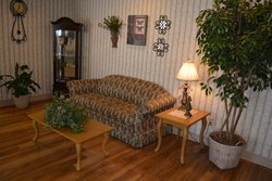 North Woods Village - Kokomo, IN - Living Room