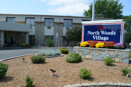 North Woods Village - Kokomo, IN - Exterior