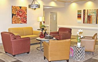North Las Vegas Care Center, NV - Living Room