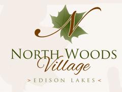 North Woods Village at Edison Lakes - Mishawaka, IN - Logo