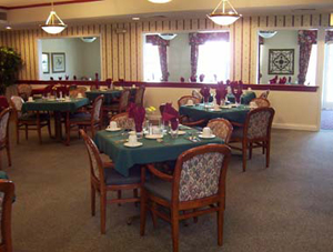 Northwood Manor - Marion, IN - Dining Room