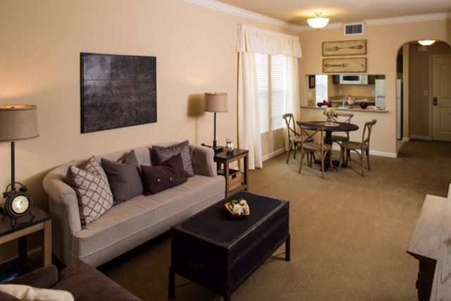 Oakmont of San Antonio Heights - Upland, CA - Apartment
