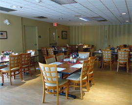 Old Forge Manor, PA - Dining Room