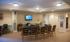 Orchard Valley at Wilbraham, MA - Activity Room