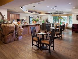 Osprey Lodge - Tavares, FL - Cafe