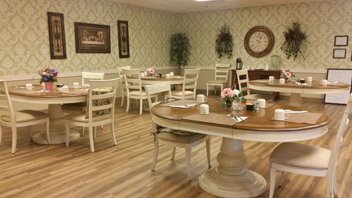 Oxton Place of Gainesville, GA - Dining Room