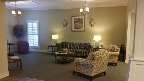 Oxton Place of Gainesville, GA - Living Room