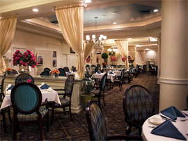 Pacifica Senior Living Forest Trace - Lauderhill, FL - Dining Room